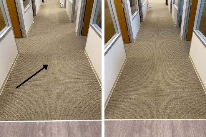 carpet side match